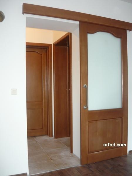 vrata sobna puno drvo Klizna