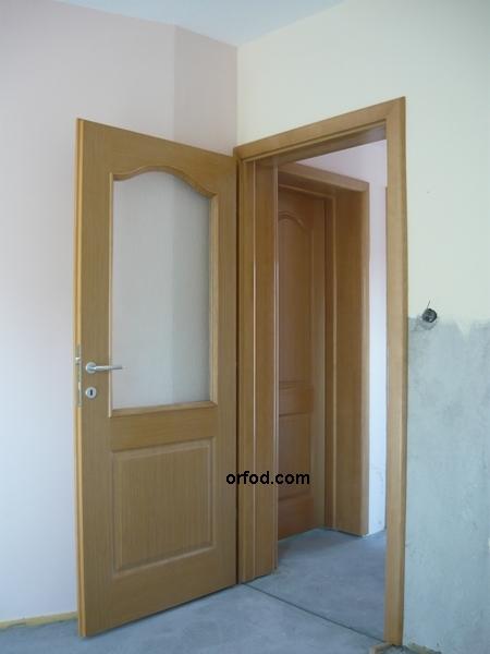 vrata sobna furnir Hrast